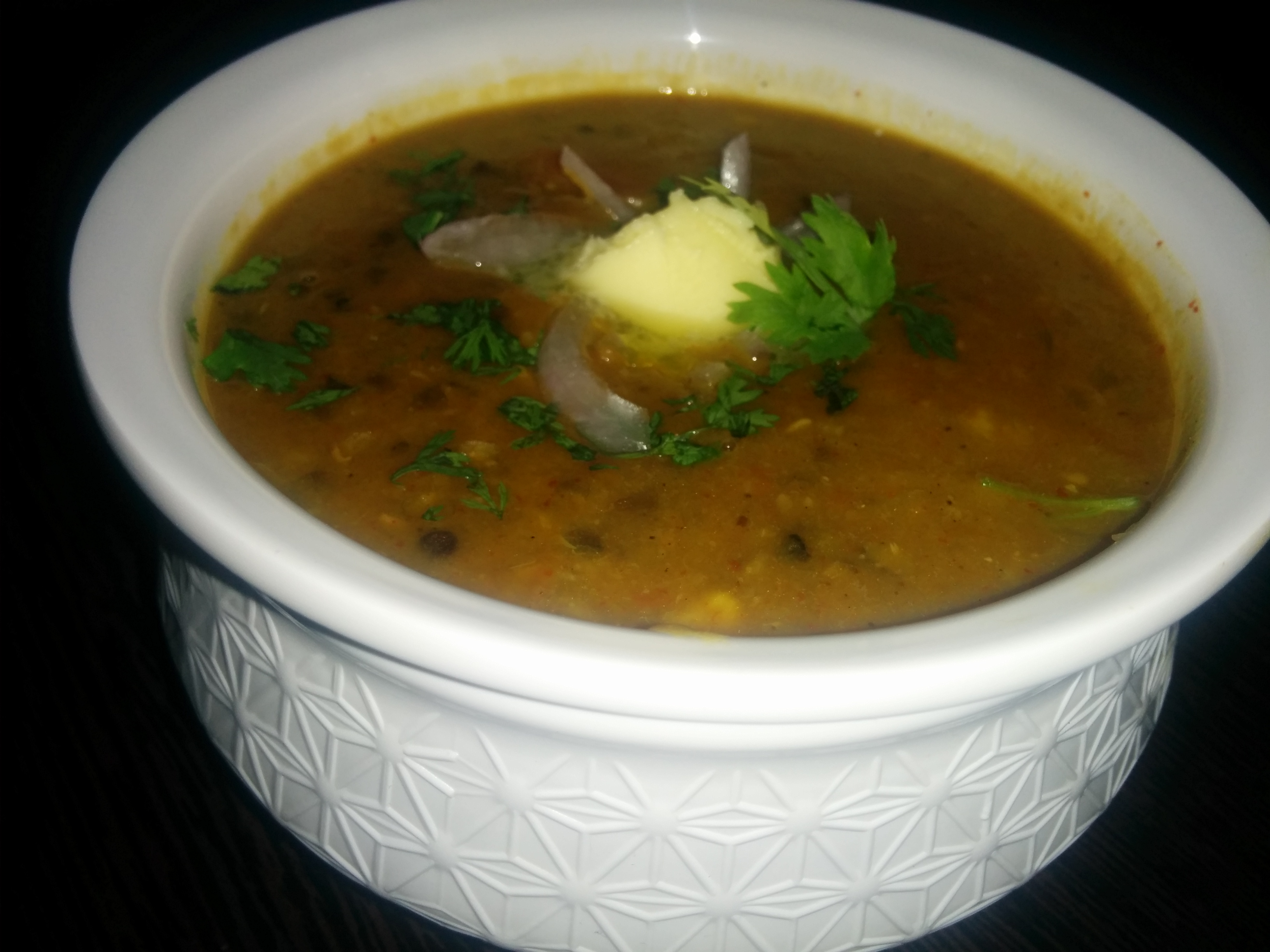 Quick & easy Daal Makhani